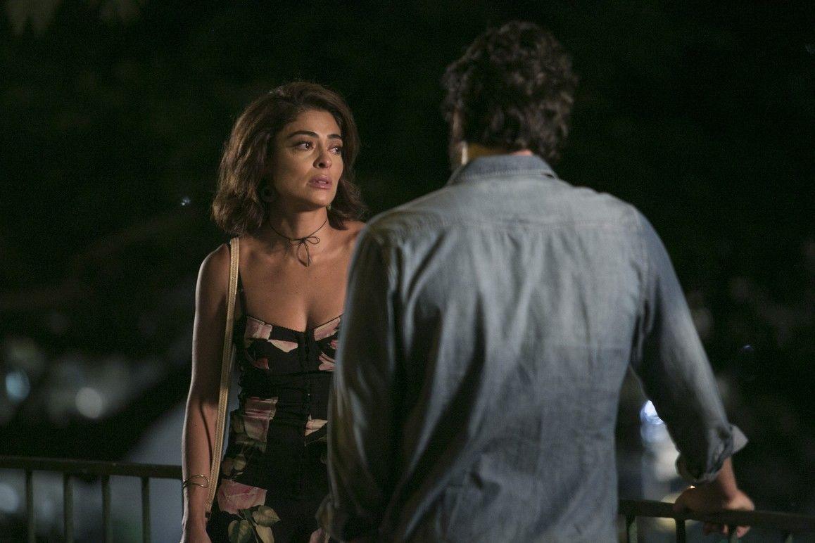 Juliana Paes em cena de A Força do Querer. Foto: Globo