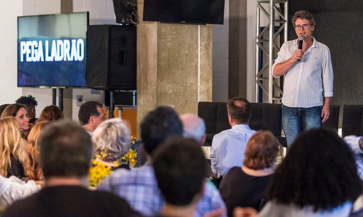 O diretor artístico Luiz Henrique Rios. Foto: Globo