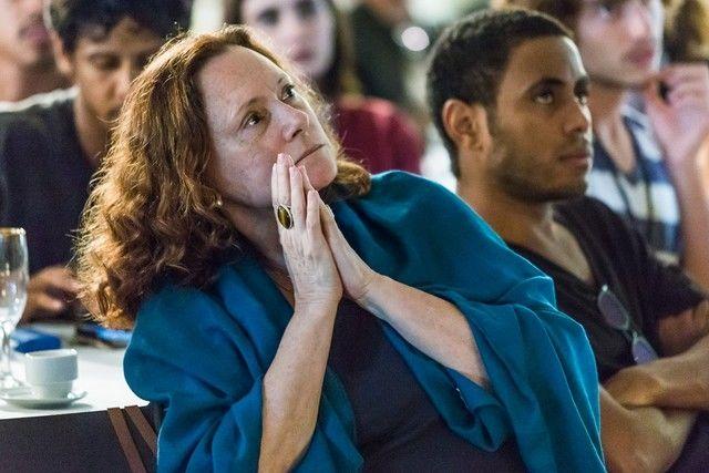 Elizabeth Savala e Ícaro Silva. Foto: Divulgação/Globo