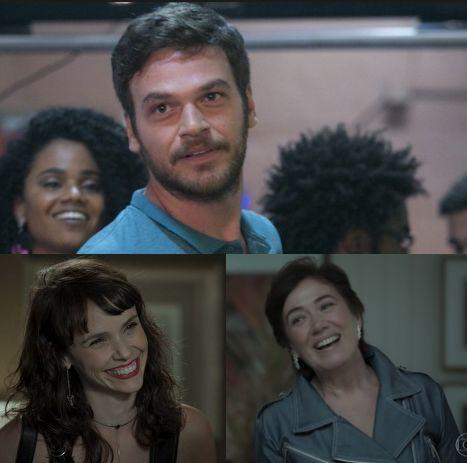 Personagens destaques. Foto: Divulgação/Globo