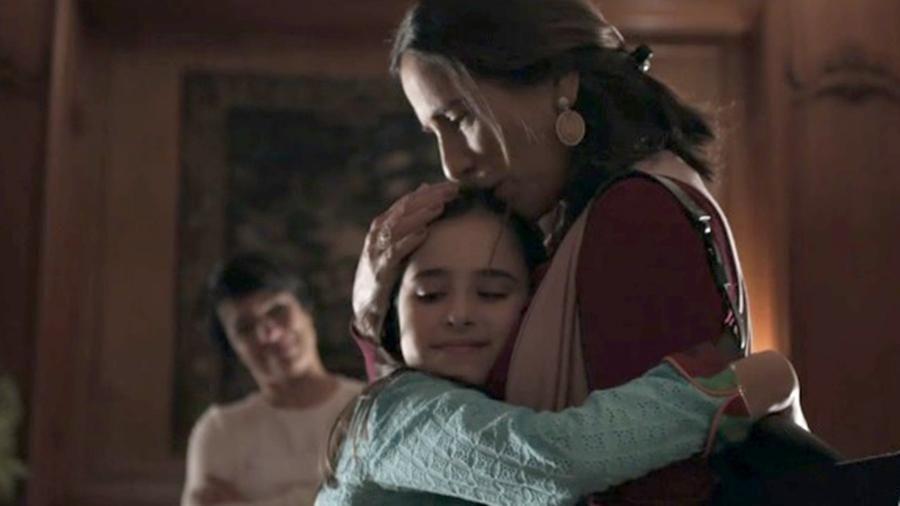 O drama de Elizabeth (Gloria Pires). Foto: Reprodução/Globo