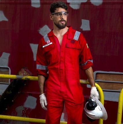 Dante (Cauã Raymond). Foto: Globo/Marília Cabral