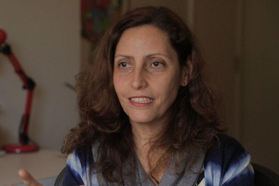 Claudia Souto. Foto: Reprodução/TV Globo/Gshow