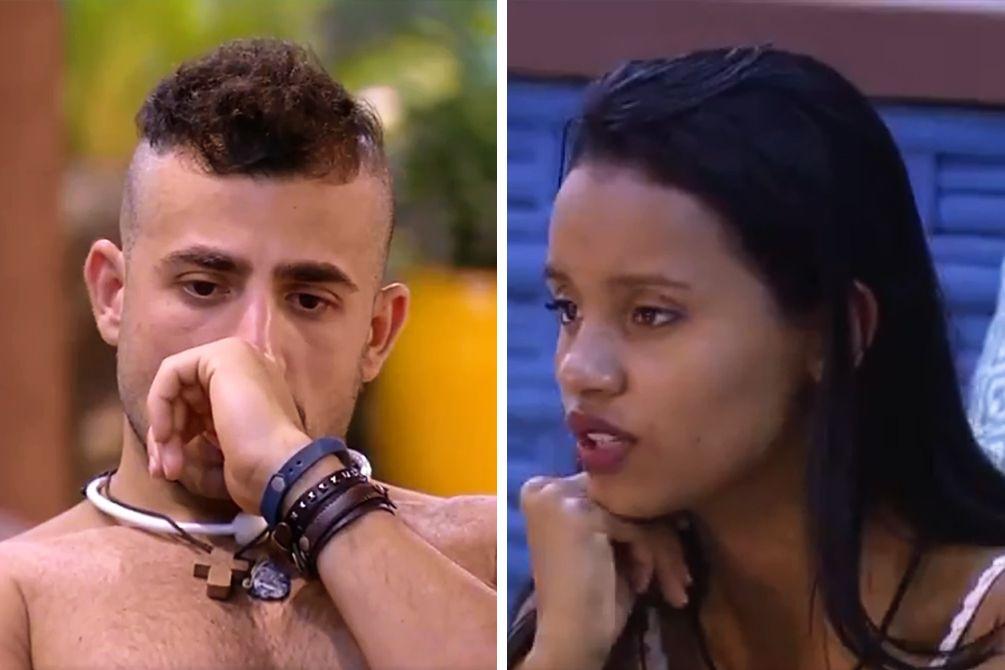 Quem vencerá o BBB: Kaysar ou Gleici?
