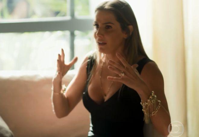 Foto: Reprodução/TV Globo/Gshow
