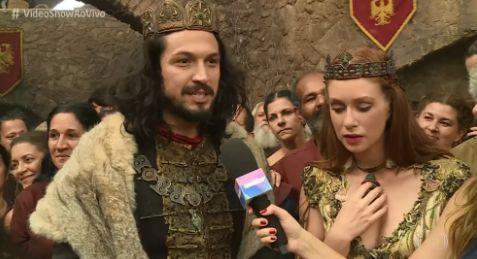 Foto: Reprodução/Vídeo Show/TV Globo