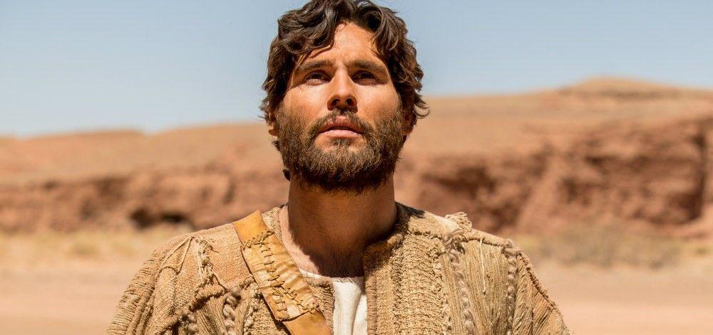 Jesus (Dudu Azevedo). Foto:  Edu Moraes/Record TV