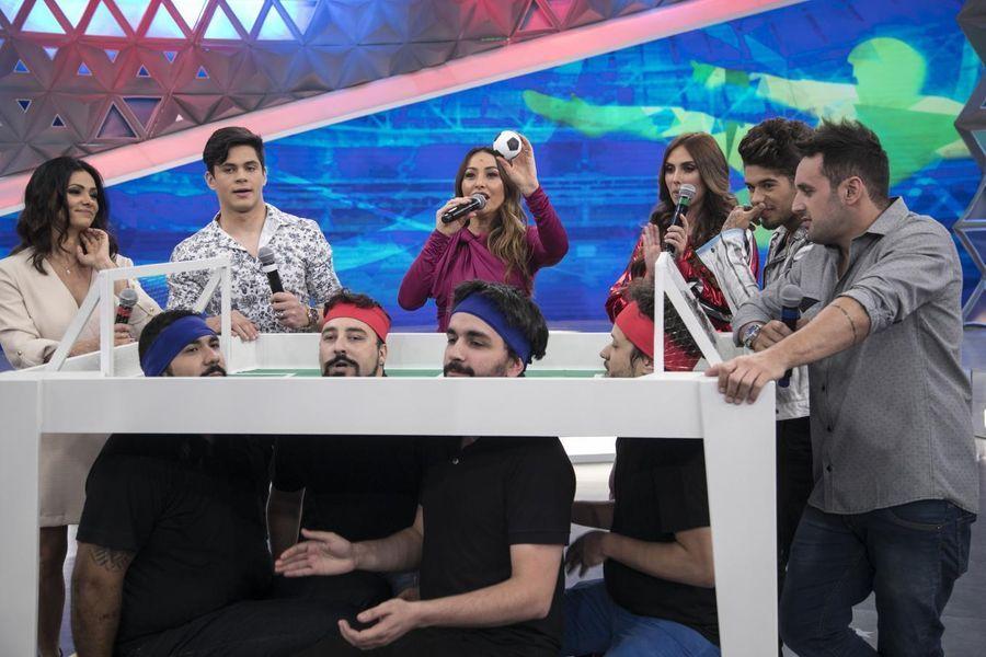 Fotos: Edu Moraes/Record TV