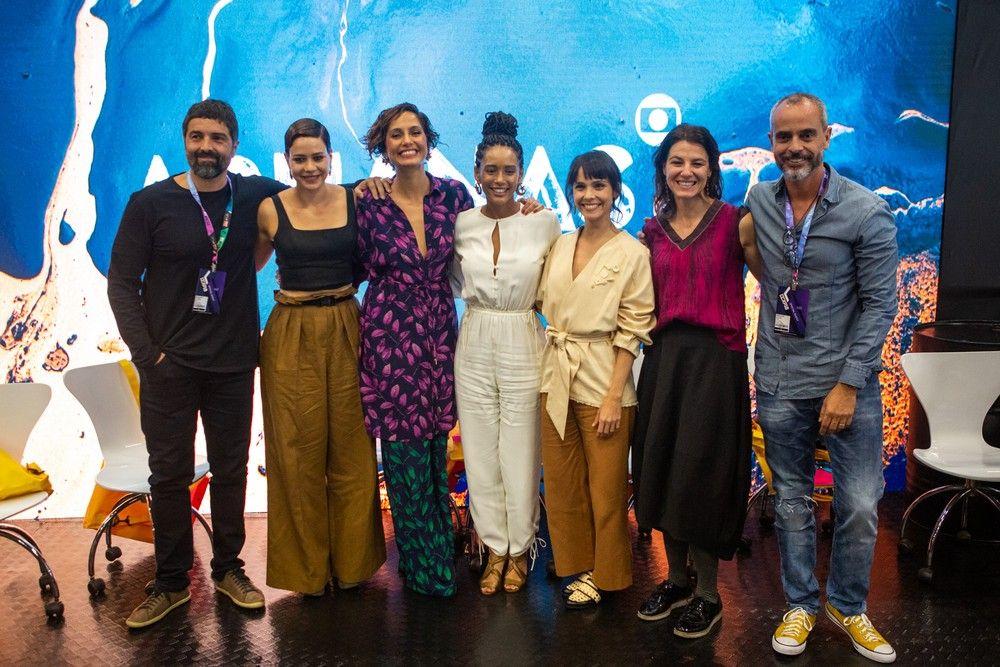 Foto: Divulgação/TV Globo/Fabiano Battaglin