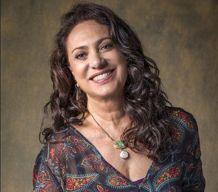 Rania Nasser (Eliane Giardini). Foto: Globo/Paulo Belote