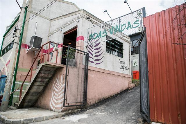 Instituto boas- vindas. Foto: Globo/Raquel Cunha