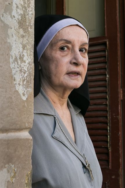 Irmã Graça (Joana Fomm). Foto: TV Globo