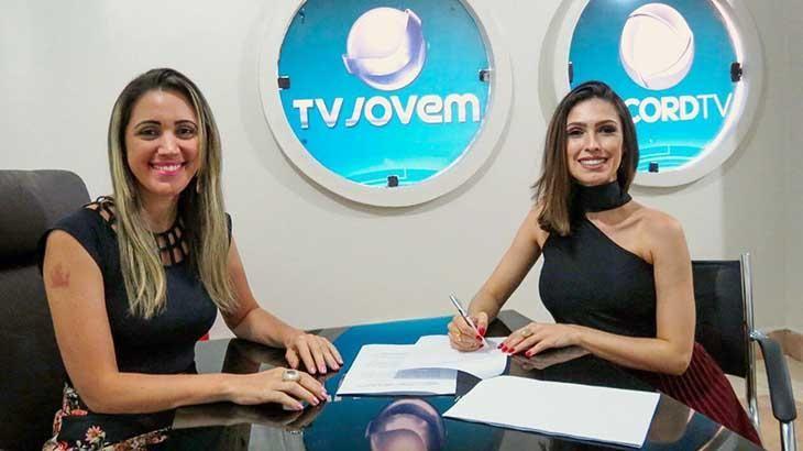 Foto: Divulgação/RecordTV Tocantins/TV Jovem Palmas