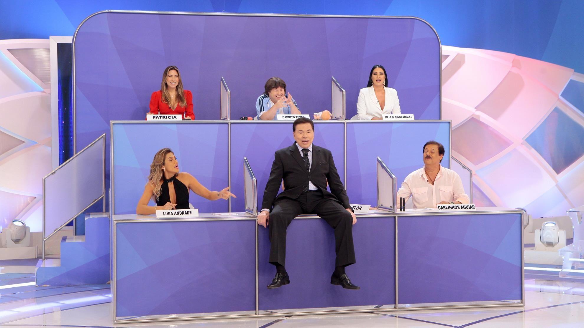 Foto:Lourival Ribeiro/SBT