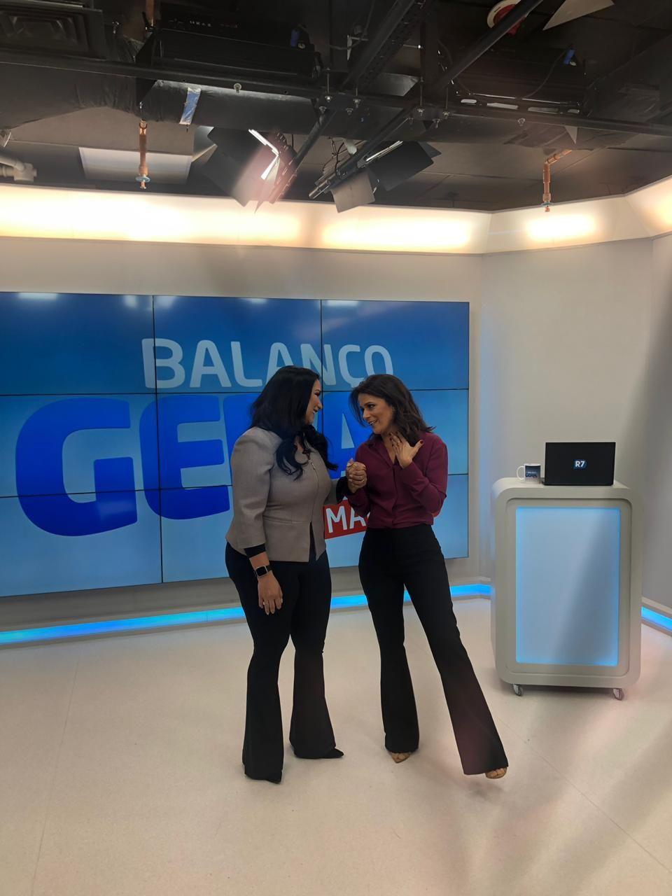 Foto: Divulgação/Record TV Manaus