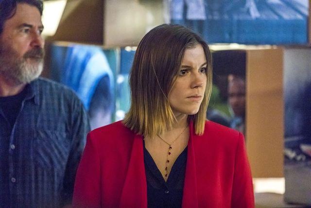 Dalila (Alice Wegmann). Foto: Globo/Paulo Belote