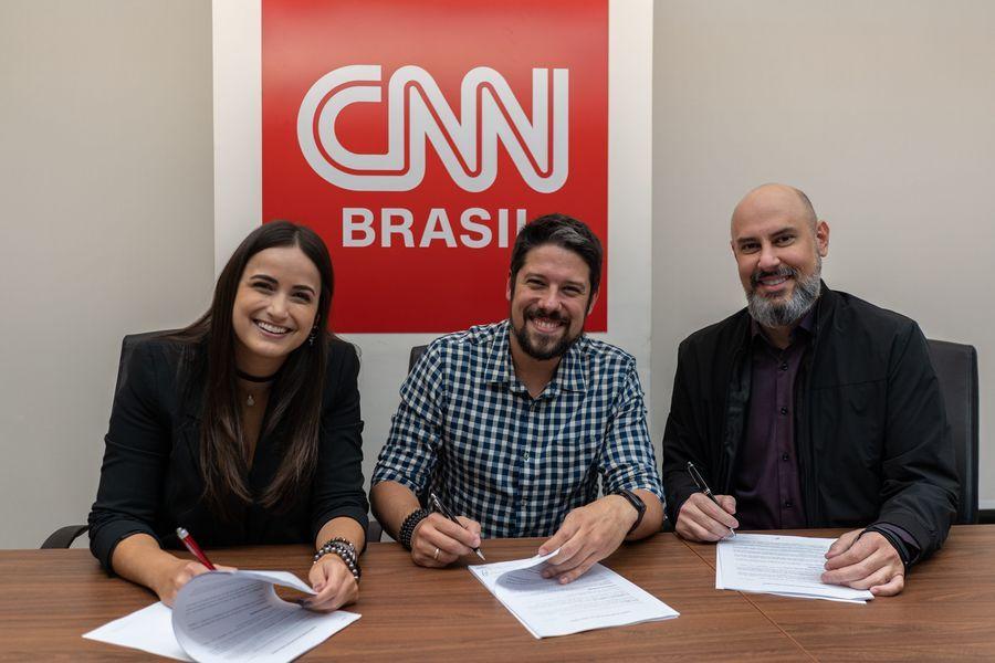 Foto: Divulgação/CNN Brasil