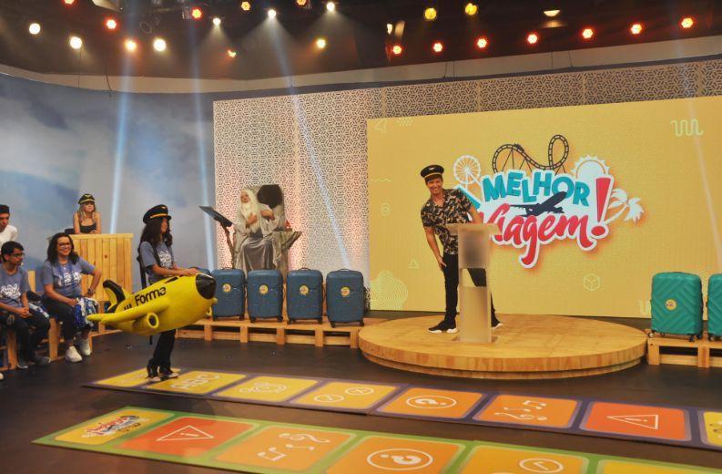 Fotos: Divulgação/RedeTV!