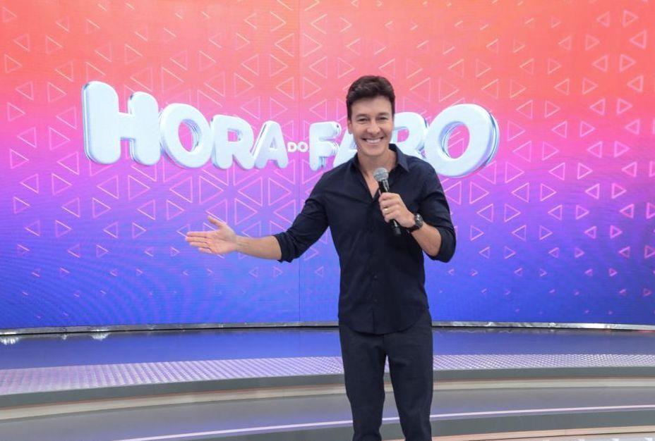 Rodrigo Faro. Foto: Divulgação/Record TV/Antonio Chahestian