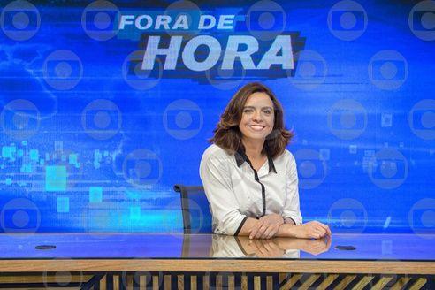Renata Gaspar. Foto: Estevam Avellar/Comunicação Globo