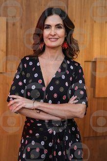 Fátima Bernardes. Foto: TV Globo