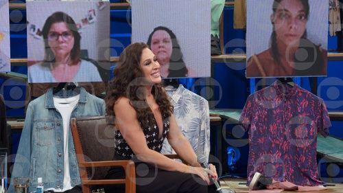 Claudia Raia. Foto: Divulgação/Globo