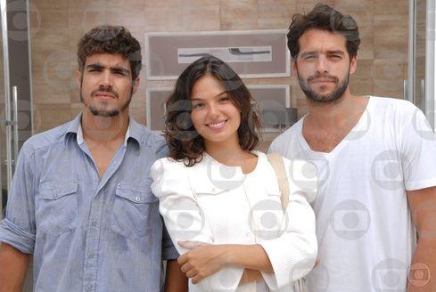 Foto: Marcio Nunes/TV Globo