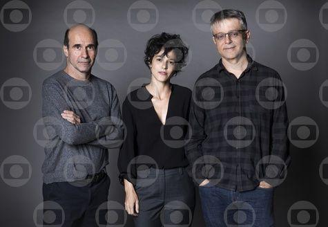 Autores e a diretora. Foto: Globo/Victor Pollak