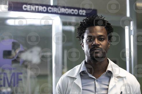 David Junior. Foto: Globo/João Faissal
