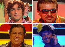 """Artistas participam do programa """"A Grande Chance"""""""