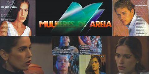 """""""MULHERES DE AREIA"""": PRAZER EM VER DE NOVO!"""