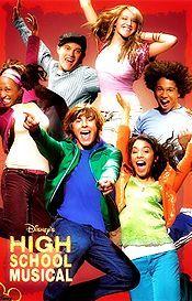 """""""High School Musical 3"""" será lançado nos cinemas"""