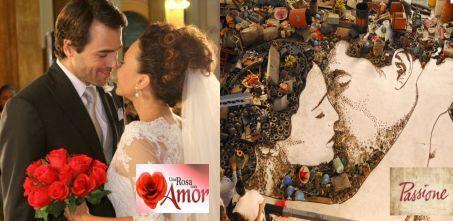 """""""Passione"""" supera as expectativas e """"Uma Rosa com Amor"""" agradou!"""