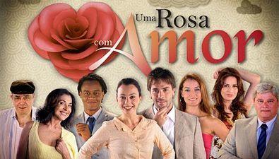 """""""Uma Rosa com Amor"""" agrada com simplicidade e romantismo"""