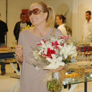 Angélica ganha festa de despedida na Globo