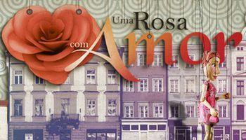 """""""Uma Rosa com Amor"""" estreia com apenas 5 pontos de audiência"""