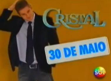 "Vem aí: SBT anuncia a reprise da novela ""Cristal"""