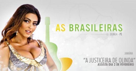 """Com estreia de """"As Brasileiras"""", Globo vence a minissérie """"Rei Davi"""""""