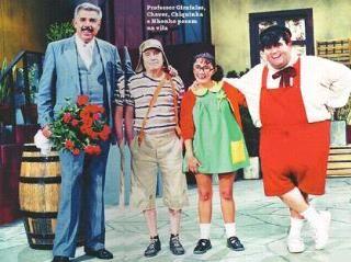 """""""Chaves"""" há 25 anos fezendo sucesso na tela do SBT"""