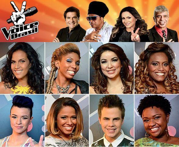 """The Voice Brasil"", a grata surpresa de 2012!"