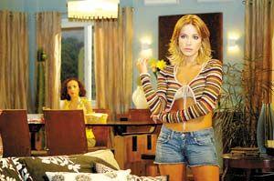 "Renata Dominguez grava cenas de ""Amor e Intrigas"""
