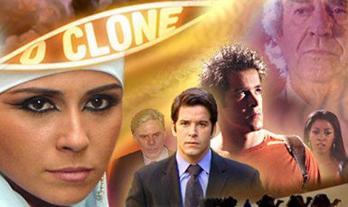 """Audiência da reprise de """"O Clone"""" é semelhante ao do remake de """"O Astro"""""""