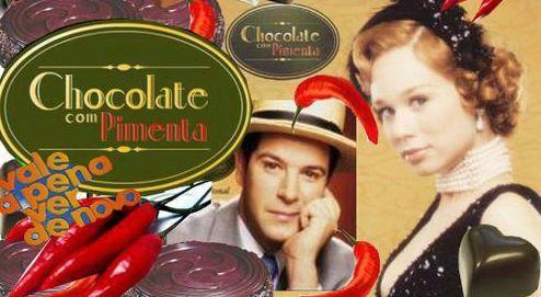 """""""Chocolate com Pimenta"""" reestreia na Globo com a mesma audiência de """"Mulheres de Areia"""""""