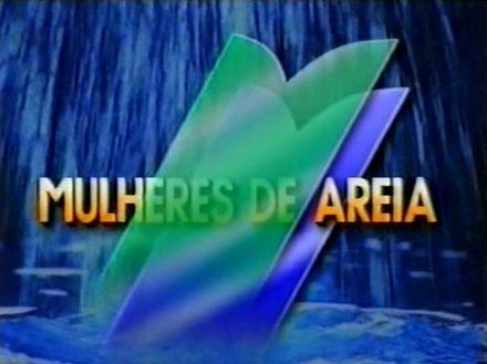 """Reprise de """"Mulheres de Areia"""" registra baixos índices de audiência"""