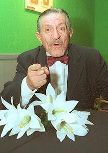 Morre aos 82 anos o ex-jurado Pedro de Lara