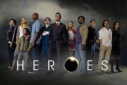"""Record estréia hoje o seriado """"Heroes"""""""