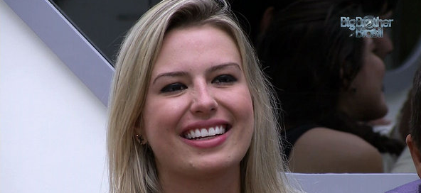 Fernanda volta a ser favorita absoluta para ganhar o BBB 13