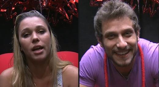 Paredão triplo em que só dois disputam: Elieser e Marien