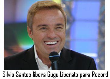 SBT DIZ ADEUS A GUGU, QUE VAI DE BRAÇOS ABERTOS PARA REDE RECORD