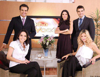 """""""Olha Você"""": Veja os novos apresentadores da atração do SBT"""